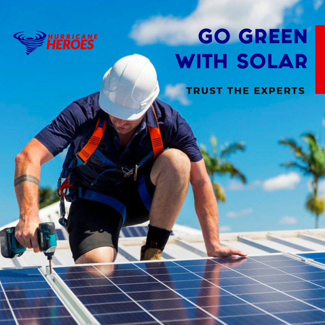 solar panel contractor